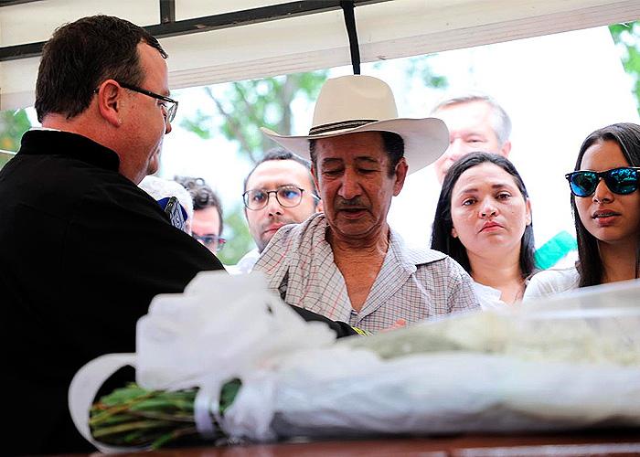 Un entierro digno en Dabeiba