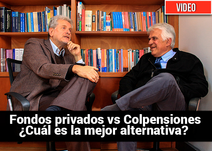 """""""Colpensiones se gasta 57 billones en pagarle los subsidios a los ricos"""""""