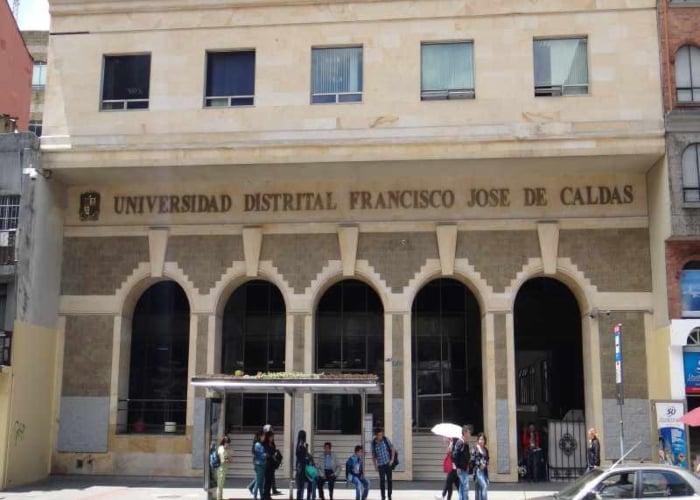 La denuncia de los docentes de vinculación especial de la Universidad Distrital