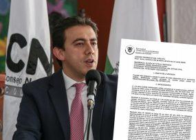 Otra tutela en contra del registrador Vega: ahora en Galeras, Sucre