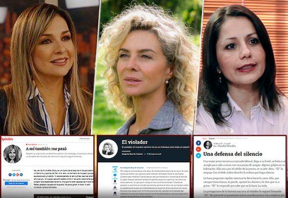 Tres influyentes colombianas que se atrevieron a destapar su abuso