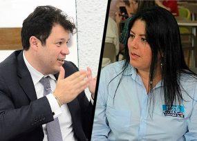 La guerra contra opositores que encabezó Claudia Bustamante y Víctor Muñoz