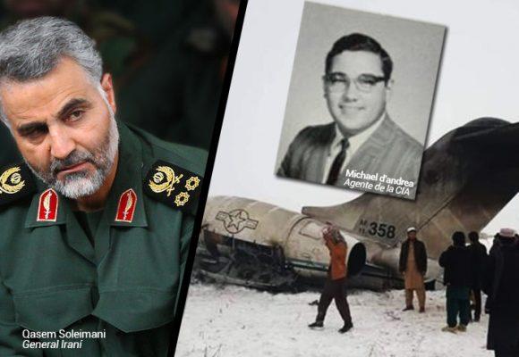 La muerte del super agente de la CIA en Afganistán que Trump quiere esconder
