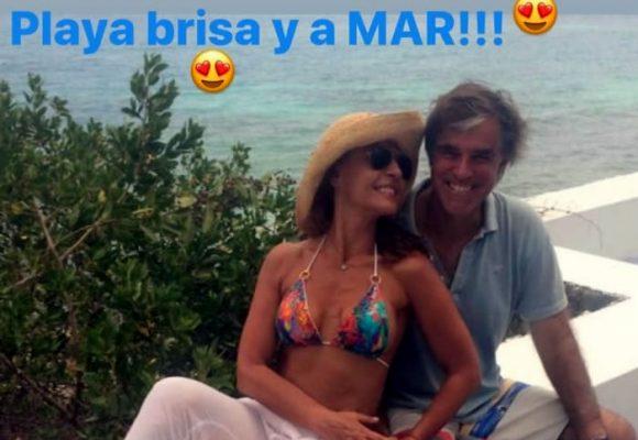 Amparo Grisales presenta a su novio