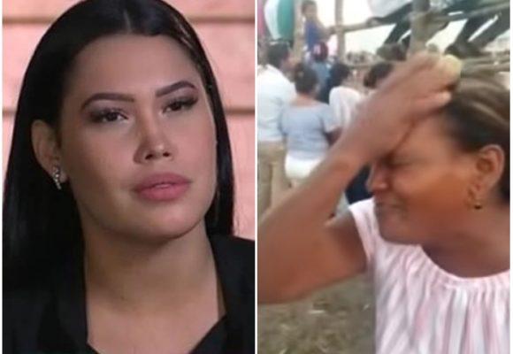 VIDEO: La rabia de Ana del Castillo porque la confundieron con Karen Lizarazo