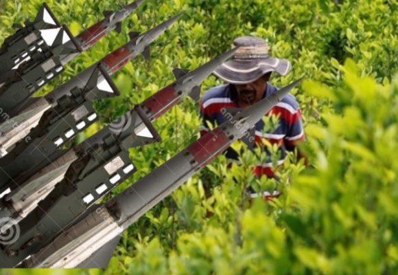 Colombia y su arma de destrucción masiva