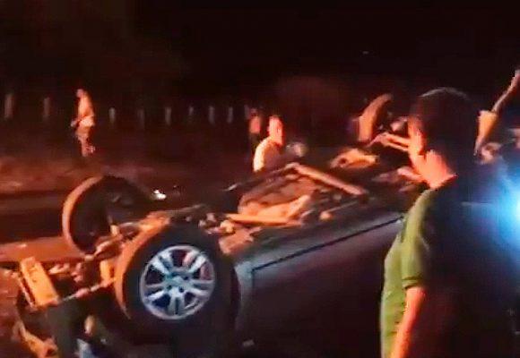 Medios regionales reportan así el carro bomba en el municipio de Rosas, Cauca