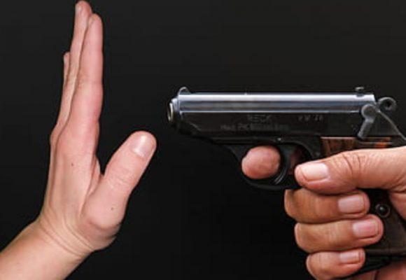 ¿Debí matar a mi atracador?