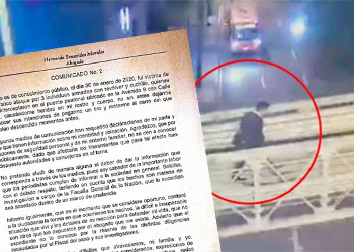 La carta del médico que mató a 3 ladrones en Bogotá