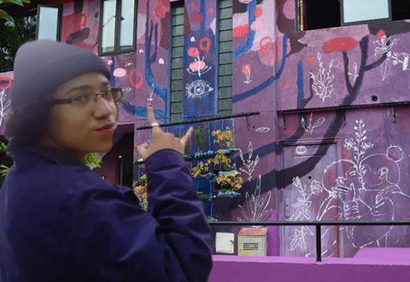 La huella de Miguel, el joven asesinado en la Comuna 13, en su lugar más querido