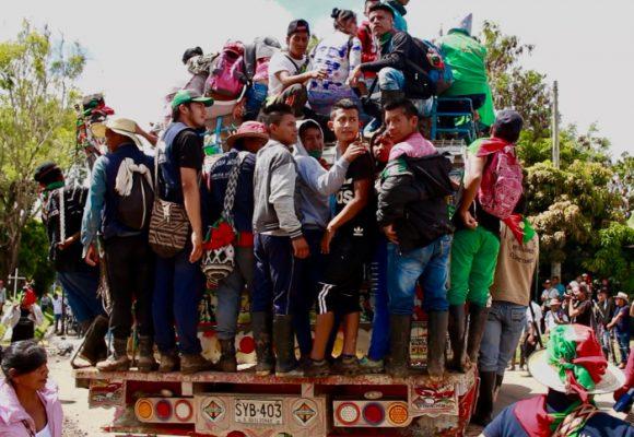 ¿Etnocidio en el Cauca?