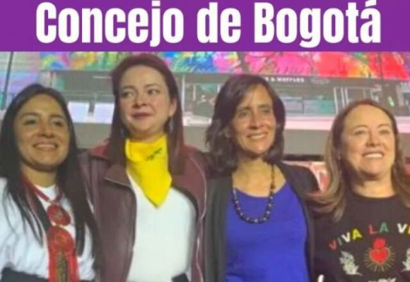 Los aportes a Bogotá de la Coalición Colombia Humana–UP
