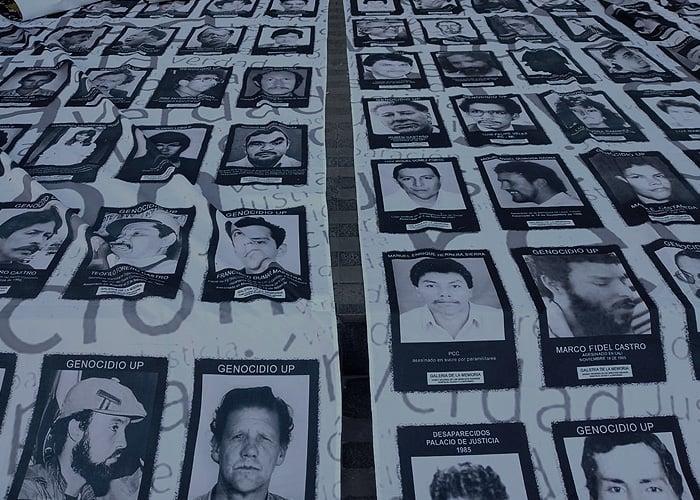 En Colombia nos están quitando hasta la memoria