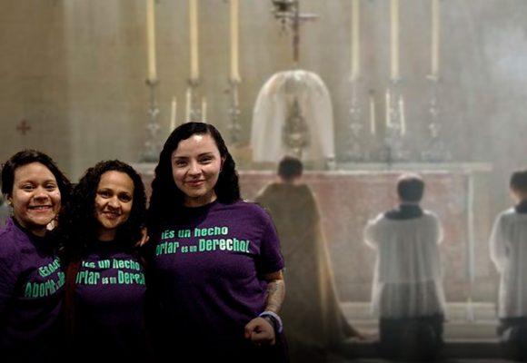 El duro camino de las católicas que defienden el aborto