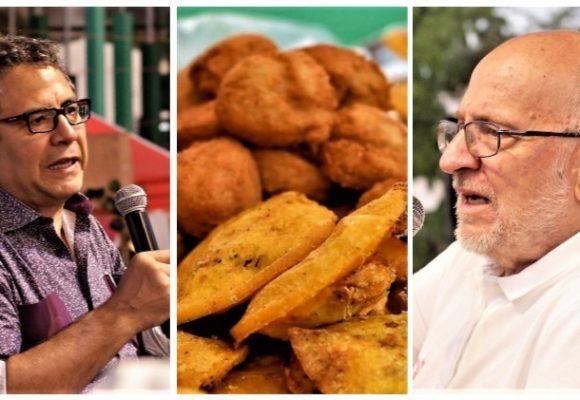 La mesa de fritos y otros encantos del Caribe