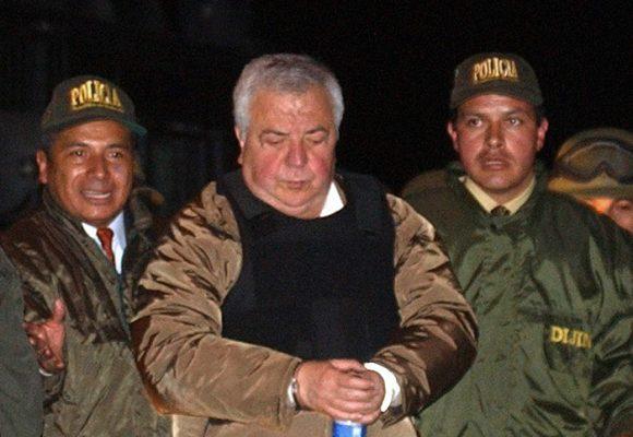 El capo del cartel de Cali, Gilberto Rodriguez Orejuela, vencido también por el cáncer