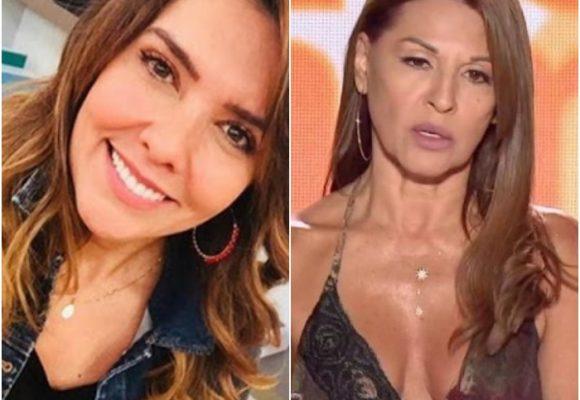 La ira de Amparo contra Mónica Rodríguez por dudar de cifras de contagiados del gobierno