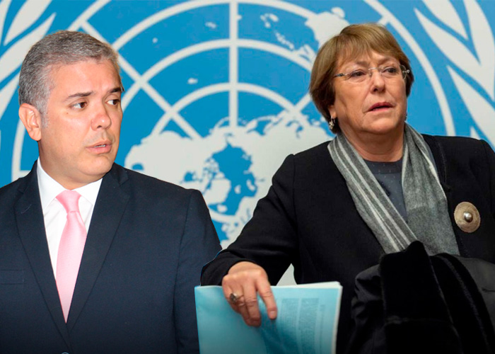 Colombia frente a la ONU: entre la transgresión y el ridículo