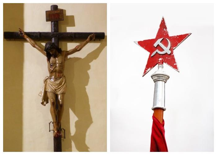 El marxismo es contrario a la Iglesia católica