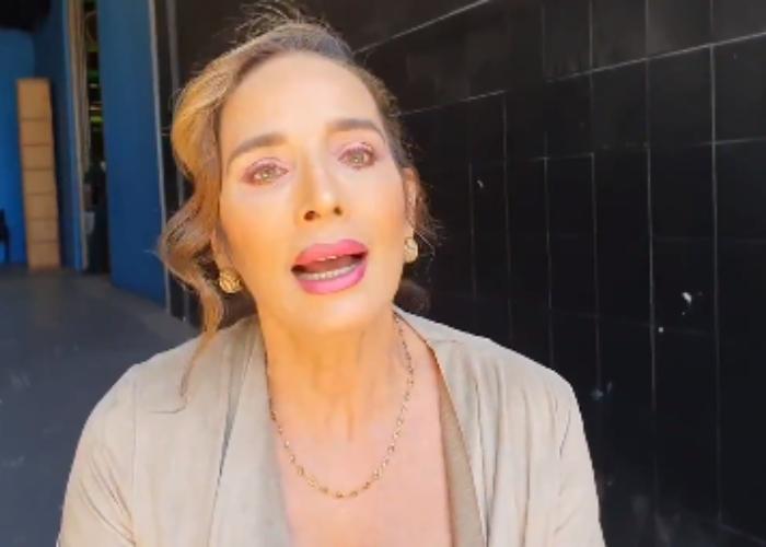 El drama que Sanitas le hace vivir a Luly Bossa