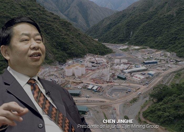 Yacimiento de oro antioqueño pasará a manos chinas