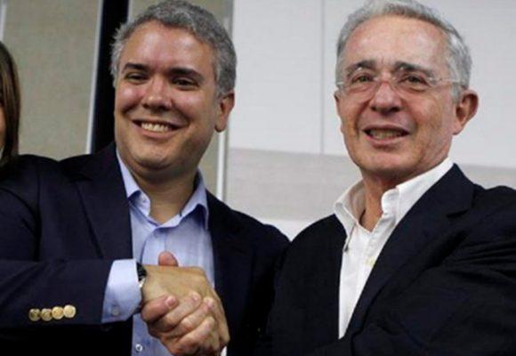 Duque le lleva la contraria a Uribe frente a la intervención de EPM