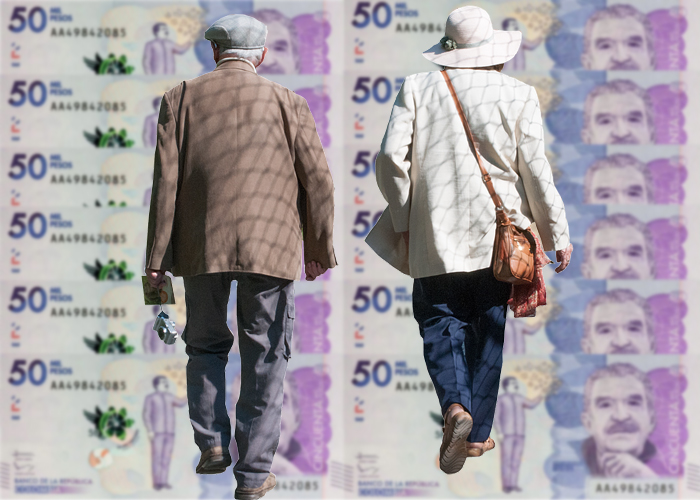 Crimen pensional, batracios y patraseadas