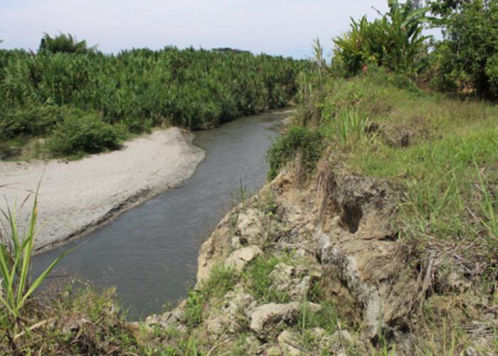Emiten alerta por condiciones del río La Paila