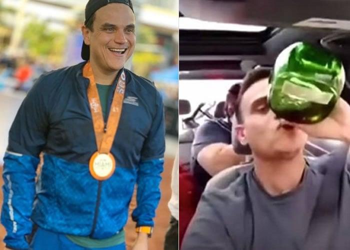 De beber Buchanas a ganar medalla en maratón: la transformación de Silvestre Dangond