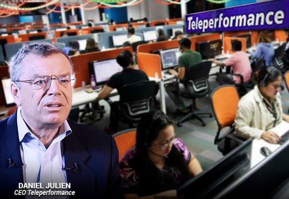 Daniel Julien, el rey de los call centers también manda en Colombia