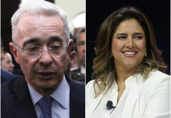 El ataque a Uribe por defender a la primera dama y atacar a Santos