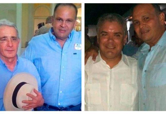 Ñeñe, Uribe y Duque: ¿una presidencia comprada?