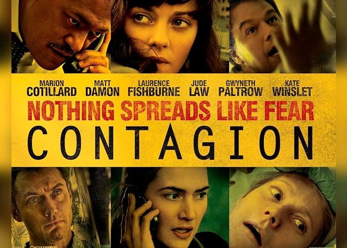 10 películas sobre el miedo de los humanos a los virus