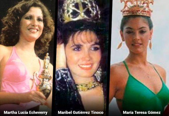 Cinco reinas colombianas que terminaron enredadas con mafiosos