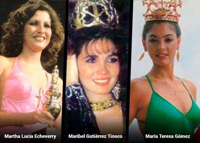 Cinco reinas enredadas con mafiosos