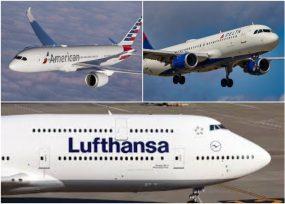 Primeras 3 grandes aerolíneas que suspenden vuelos al Dorado