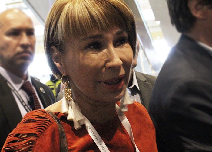 """""""Qué desgracia que en una pandemia la ministra del interior sea Alicia Arango"""""""