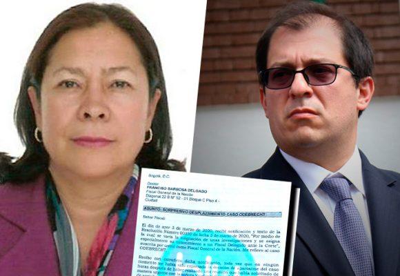 Retiro de la fiscal de Odebrecht: ¿frenazo a la investigación?