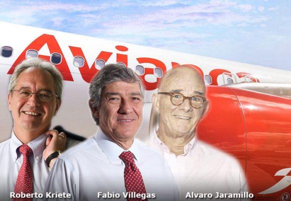 La Junta Directiva de Avianca que le tocará frentear la crisis