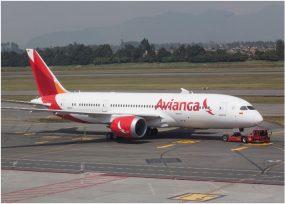 Respaldo de empleados de Avianca a la empresa