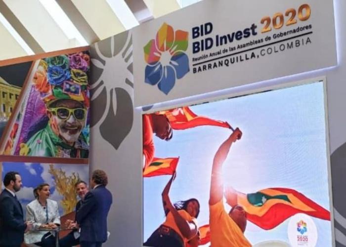 Esta es la agenda colombiana del BID 2020