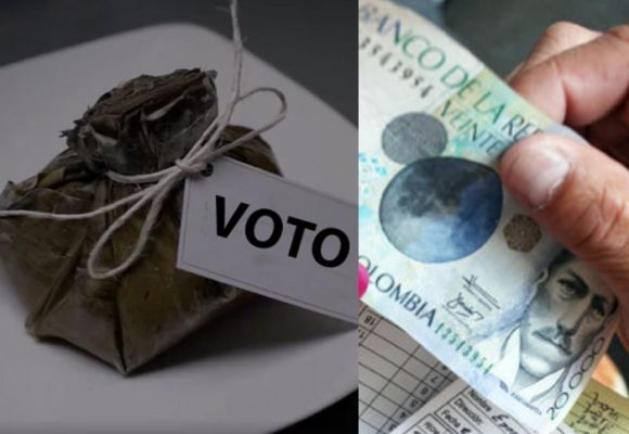 Tamales, puestos y dinero: toda una tradición de compra de votos