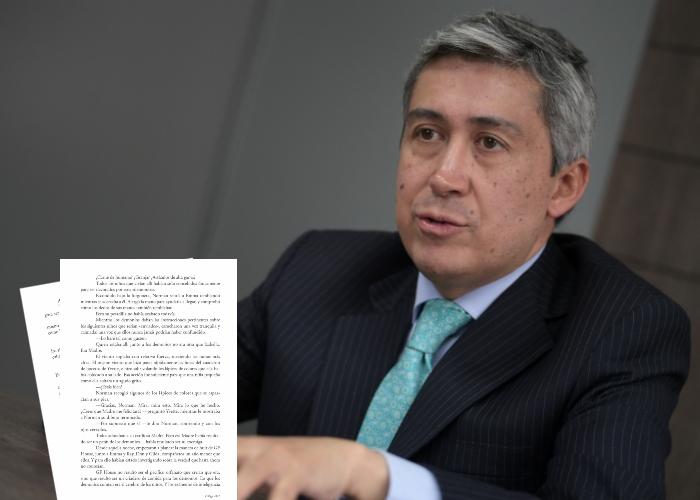 Carta abierta a Hernando Herrera, director de la Corporación Excelencia de la Justicia