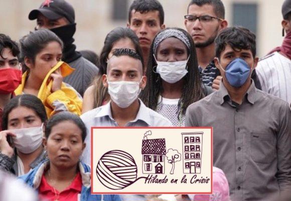 La página web que articula iniciativas solidarias durante la crisis del Coronavirus