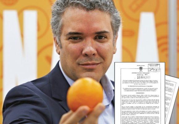La industria digital y la economía naranja de Duque: en contravía