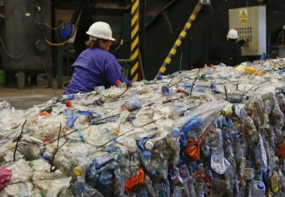 ¿Cómo es un centro de reciclaje en Bogotá?