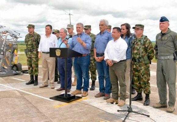 Las dudas de la Operación Artemisa contra la deforestación