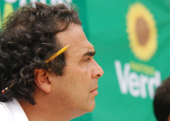 Alianza Verde, ¿el eterno escampadero de Sergio Fajardo?