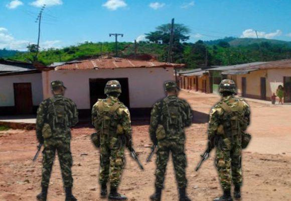 VIDEO: Las detenciones arbitrarias del Ejercito en el Cauca