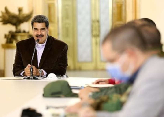 El favor que le hace el Coronavirus a Maduro